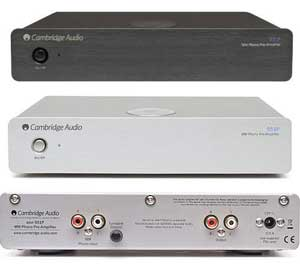 Cambridge Audio 551P 651P pphono preamp